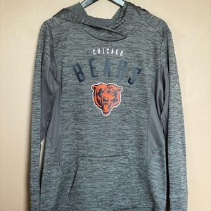 Chicago Bears Woman's Hoodie Medium